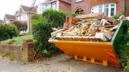 Hire A Skip In Gravesend And Get Rid Of Your Garden Waste